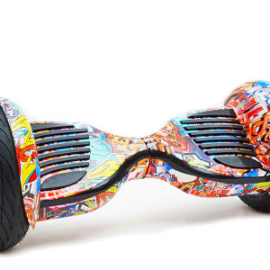 "Гироскутер Smart Balance Wheel Premium 10.5"" Street Art Bluetooth"