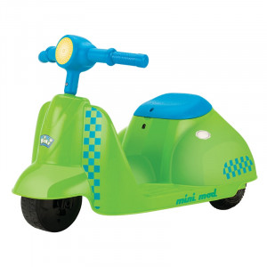 Детский Электроскутер  Razor Mini Mod Зелёный