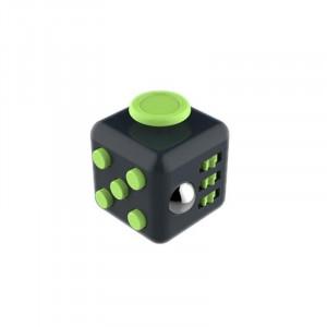 Кубик Fidget Cube Black-Green