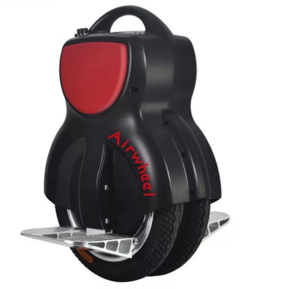 Моноколесо Airwheel Q1 Черное с ручкой