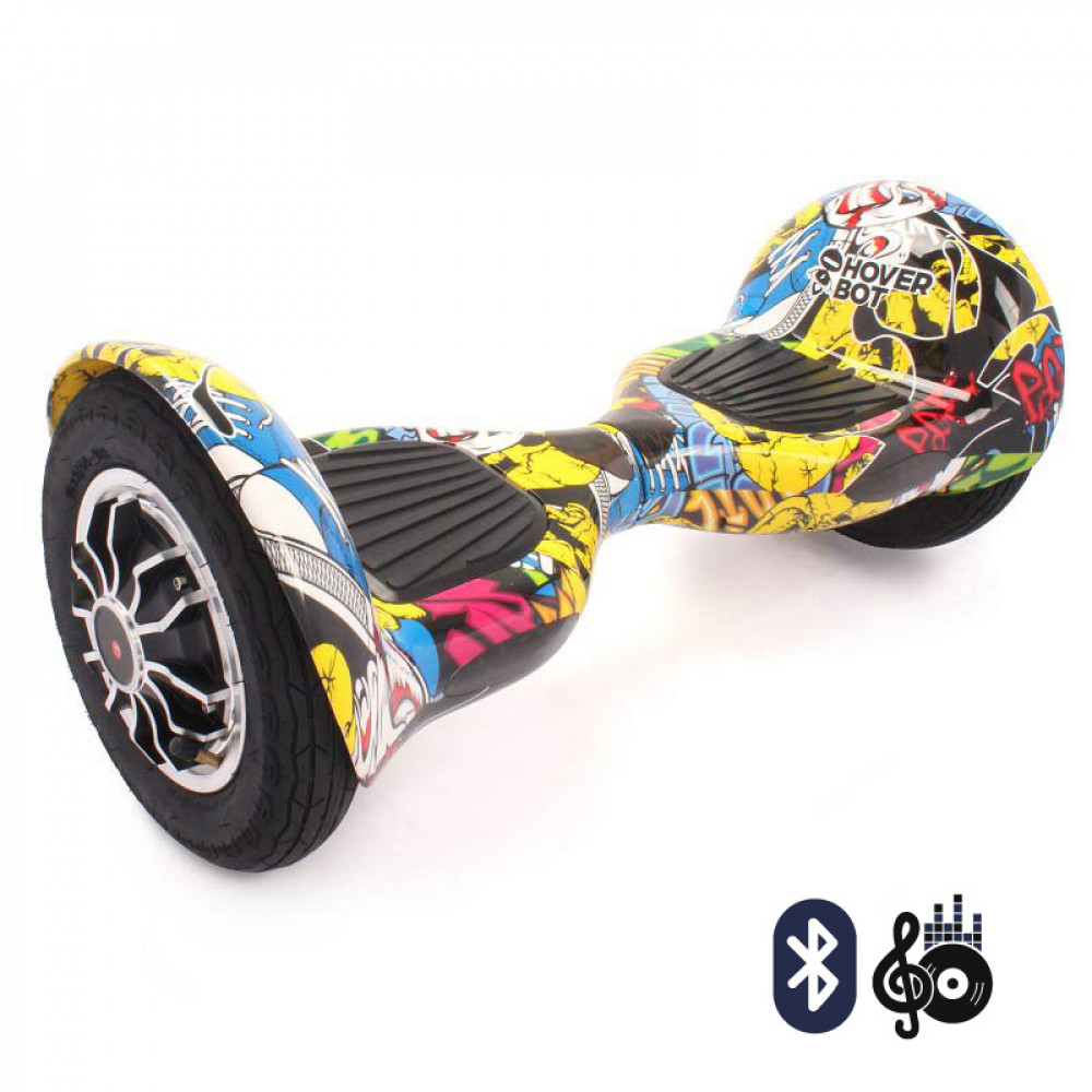 Гироскутер Желтый Hoverbot C-1 (A8) Yellow Multicolor Bluetooth