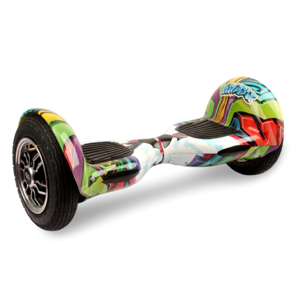 Гироскутер Граффити Hoverbot С-1 (A8) PREMIUM Graffiti Bluetooth