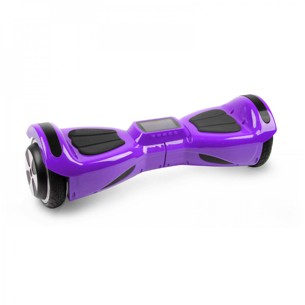 Детский Гироскутер Фиолетовый Hoverbot K-3 Purple Bluetooth