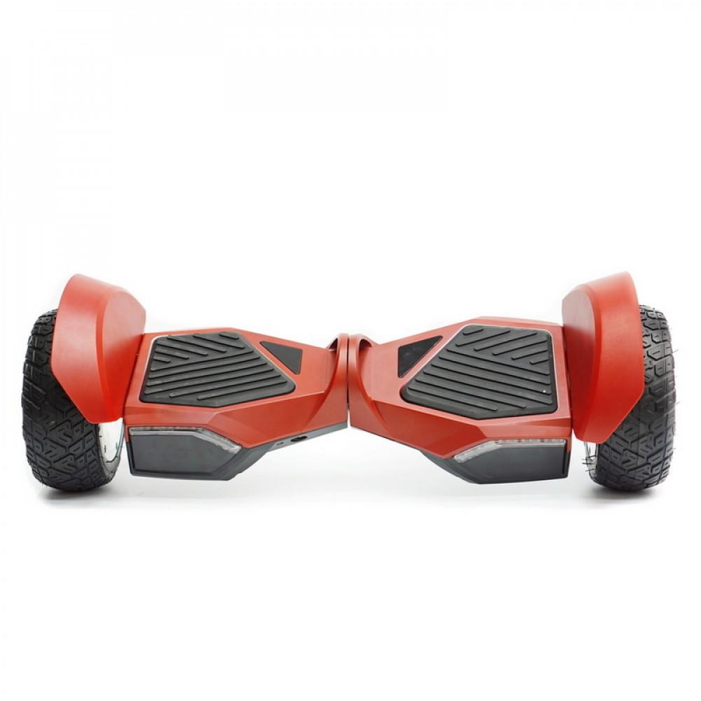 "Гироскутер Зимний Красный Kiwano K1 Red 8.5"" Bluetooth"