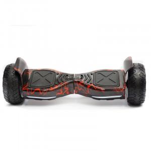 "Гироскутер Красная молния Kiwano KO-X Red Lightning 8.5"" Bluetooth"