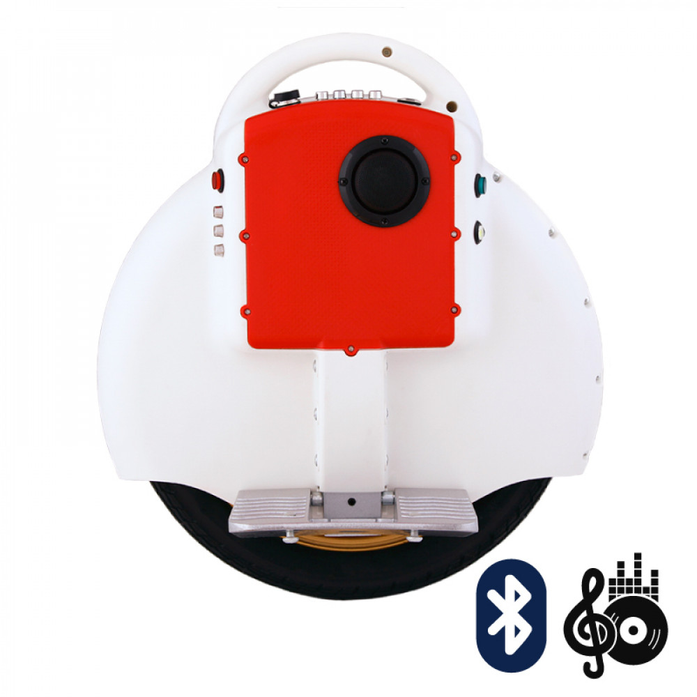 Моноколесо Hoverbot S-3BL White (Белый) Bluetooth