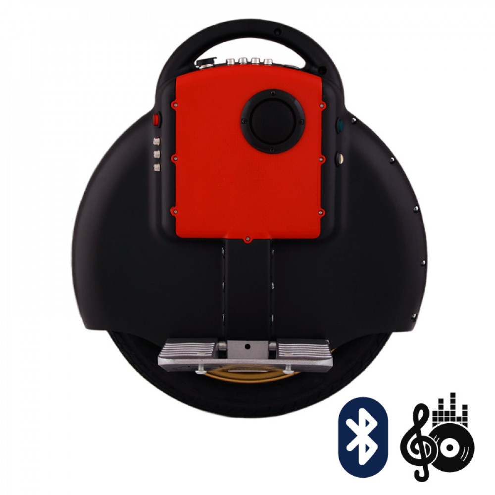 Моноколесо Hoverbot S-3BL Black (Черный) Bluetooth