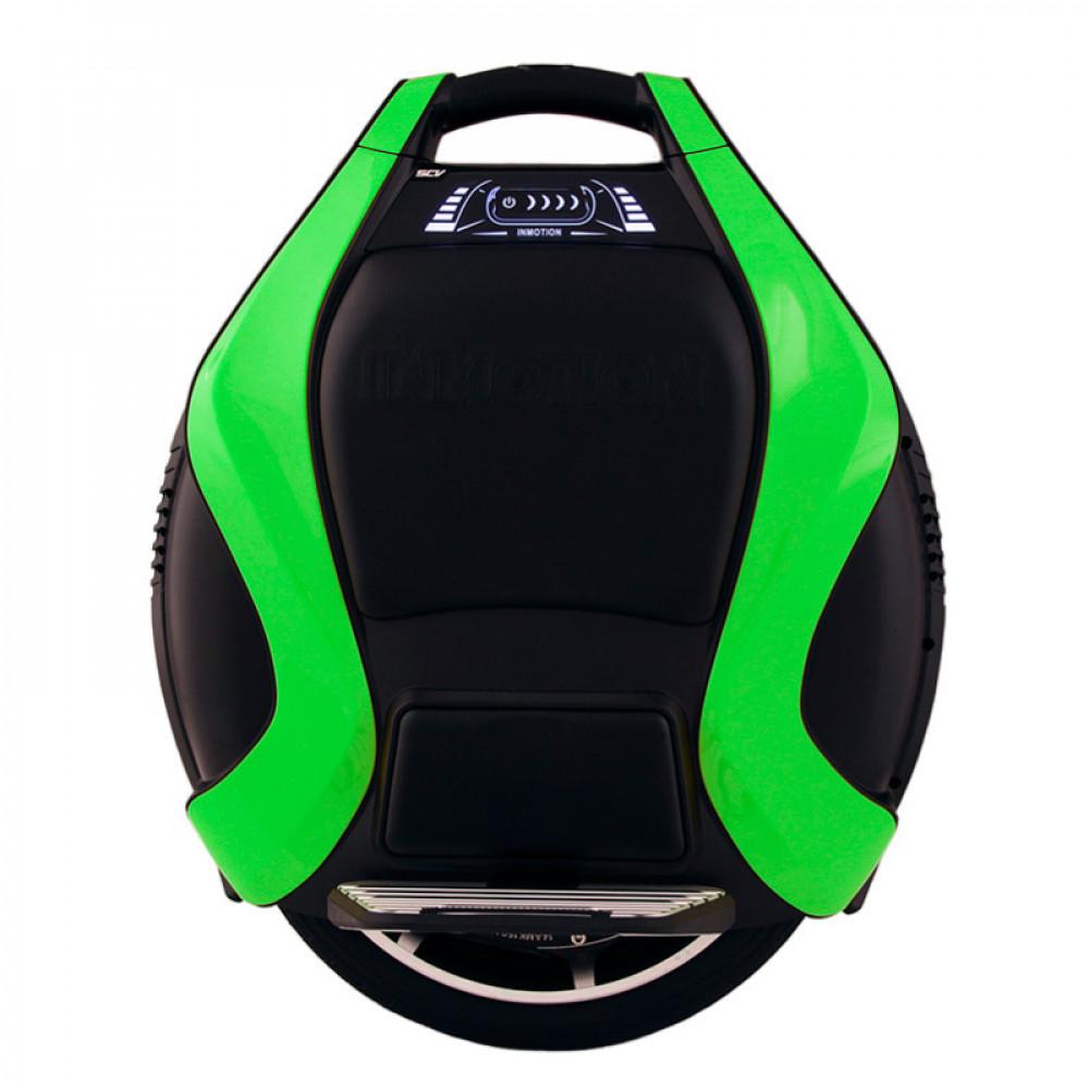 Моноколесо Inmotion 3V Pro Green (Зеленый) с ручкой