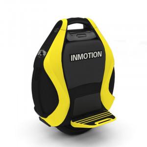 Моноколесо Inmotion 3V Pro Yellow (Жёлтый) с ручкой