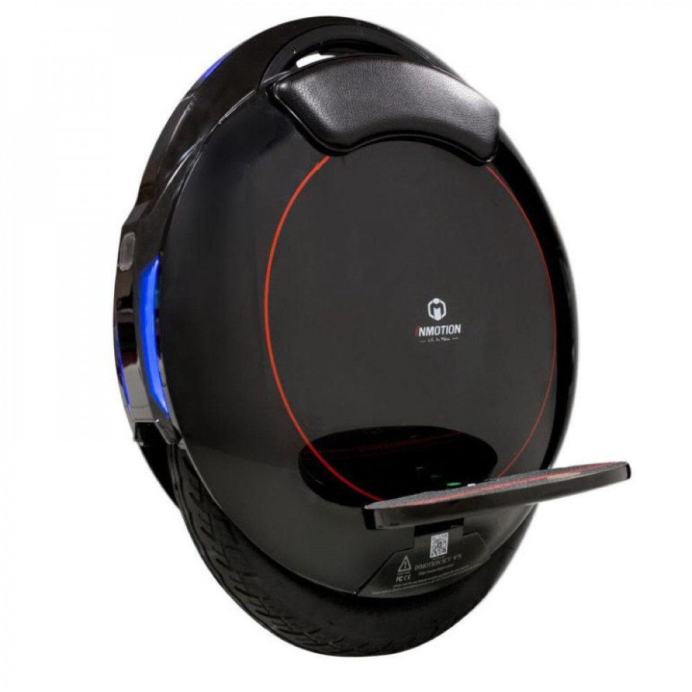 Моноколесо Inmotion V-5 Black (Чёрный) Bluetooth с ручкой
