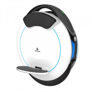 Моноколесо Inmotion V5+ White (Белый) Bluetooth с ручкой