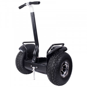 Сигвей внедорожник Hoverbot G-10 Black (Черный) пульт управления