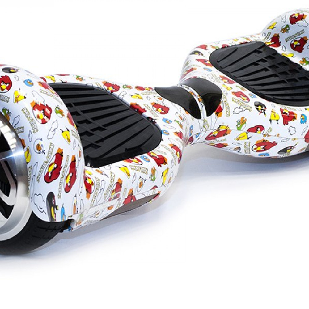 Гироскутер Smart Balance Wheel 6,5 Angry Birds Bluetooth