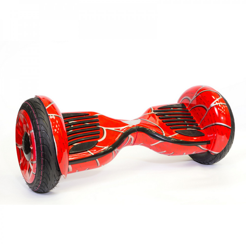 "Гироскутер Человек Паук Smart Balance Wheel Premium 10.5"" Spider Men Bluetooth"