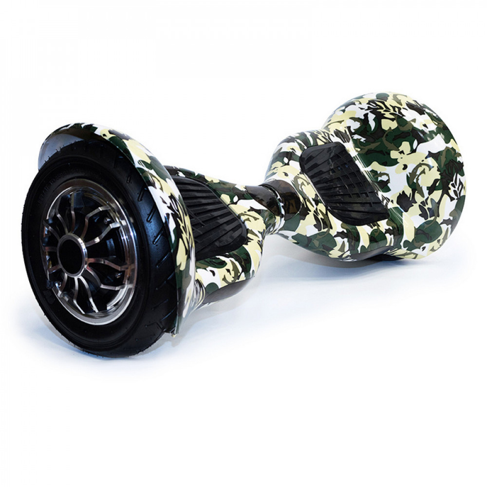 "Гироскутер Милитари Smart Balance SUV 10"" Military Bluetooth"