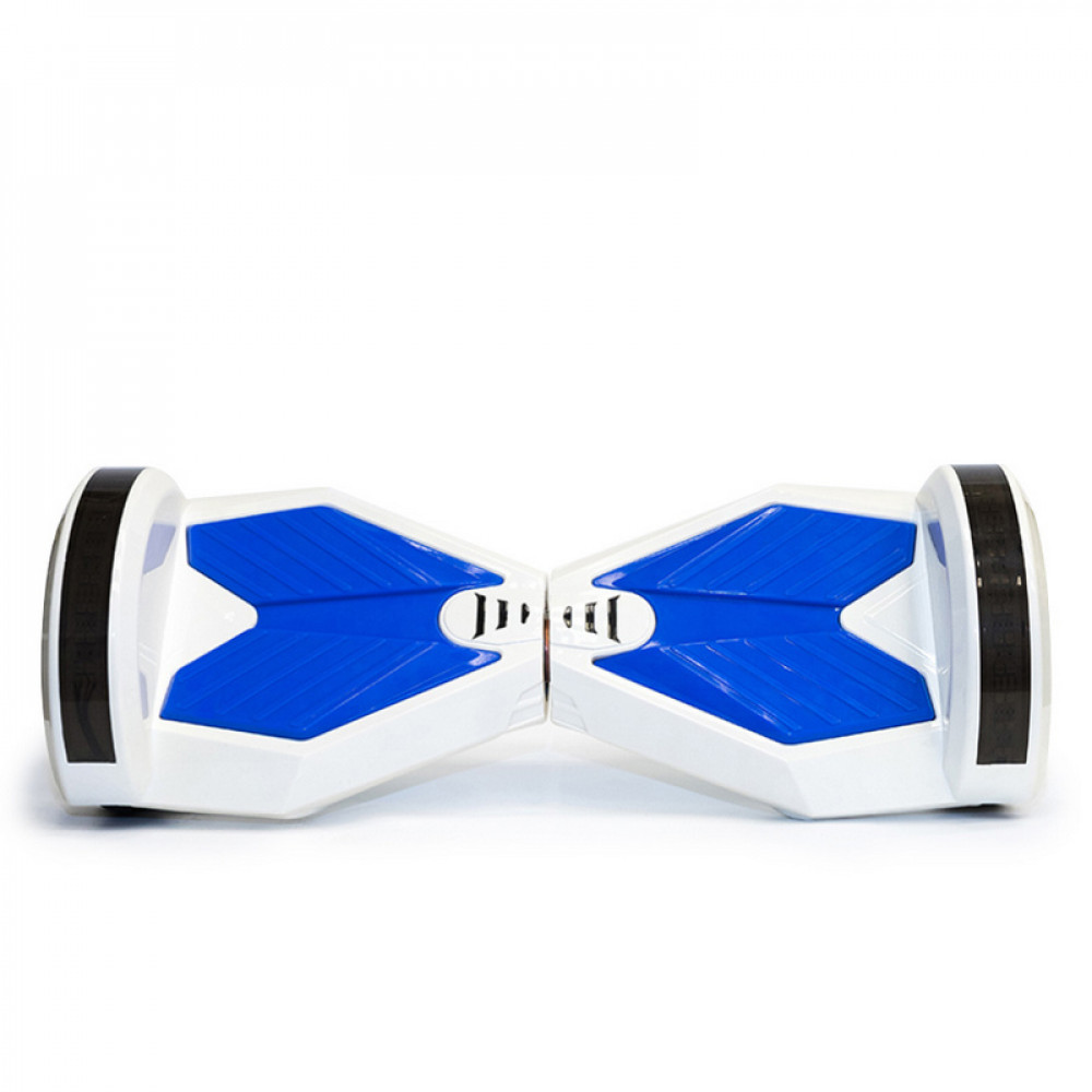Гироскутер Smart Balance 8 Transformer White-Blue Bluetooth
