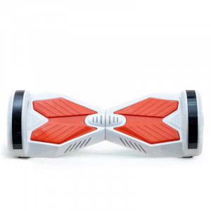 Гироскутер Smart Balance 8 Transformer White-red Bluetooth