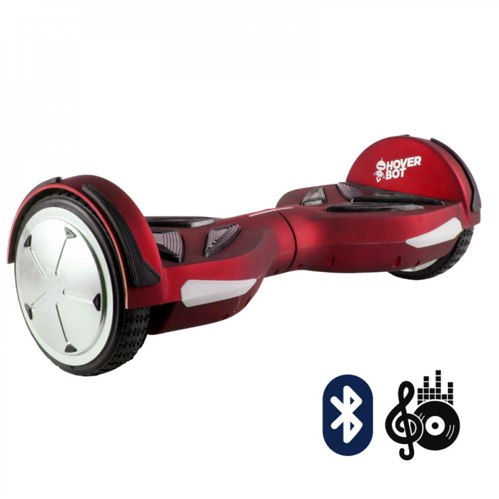 Гироскутер Красный Матовый Hoverbot A-5 Matte Red Bluetooth