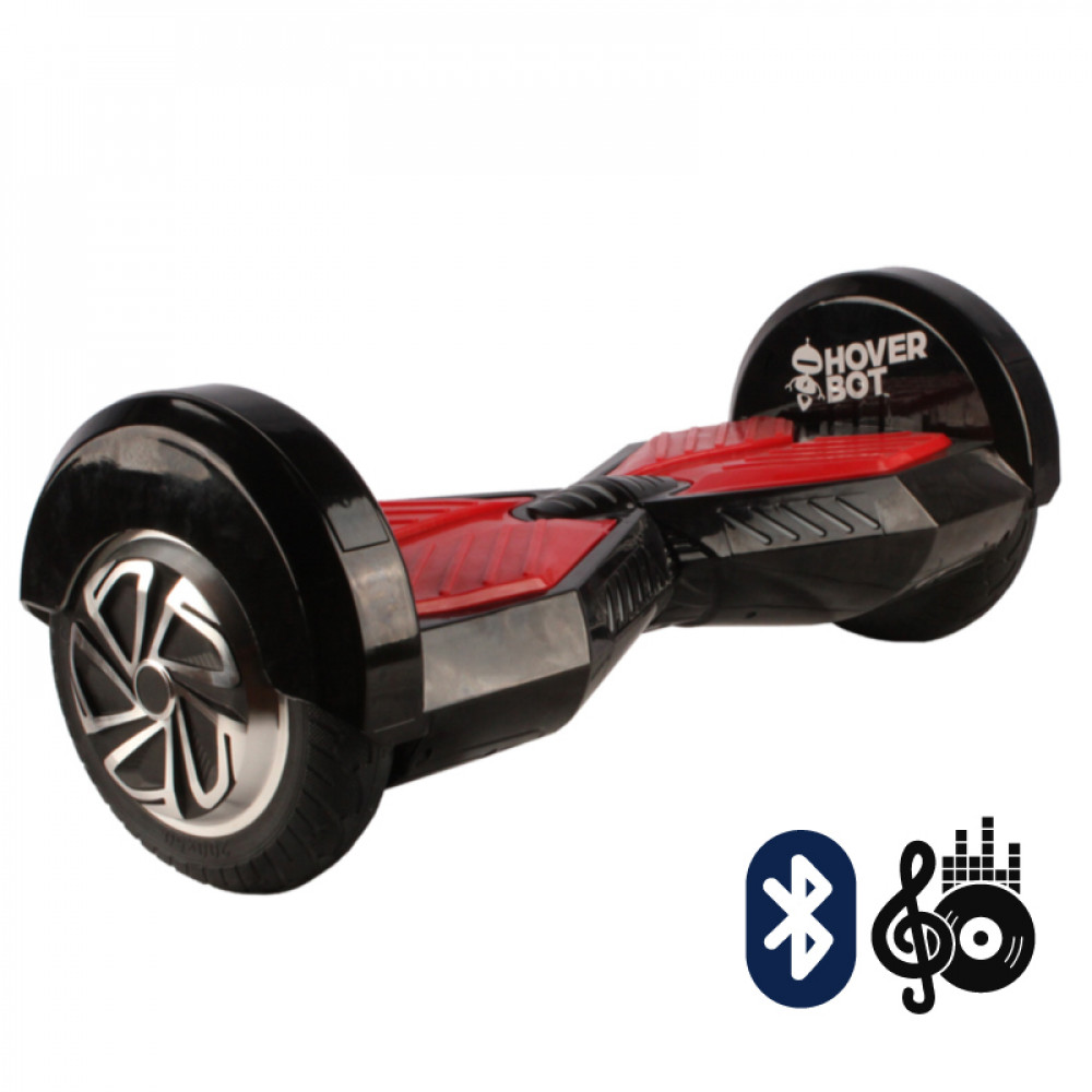 Гироскутер Черно-красный Transformer Hoverbot B-1B (A7-BT) Black-red Bluetooth