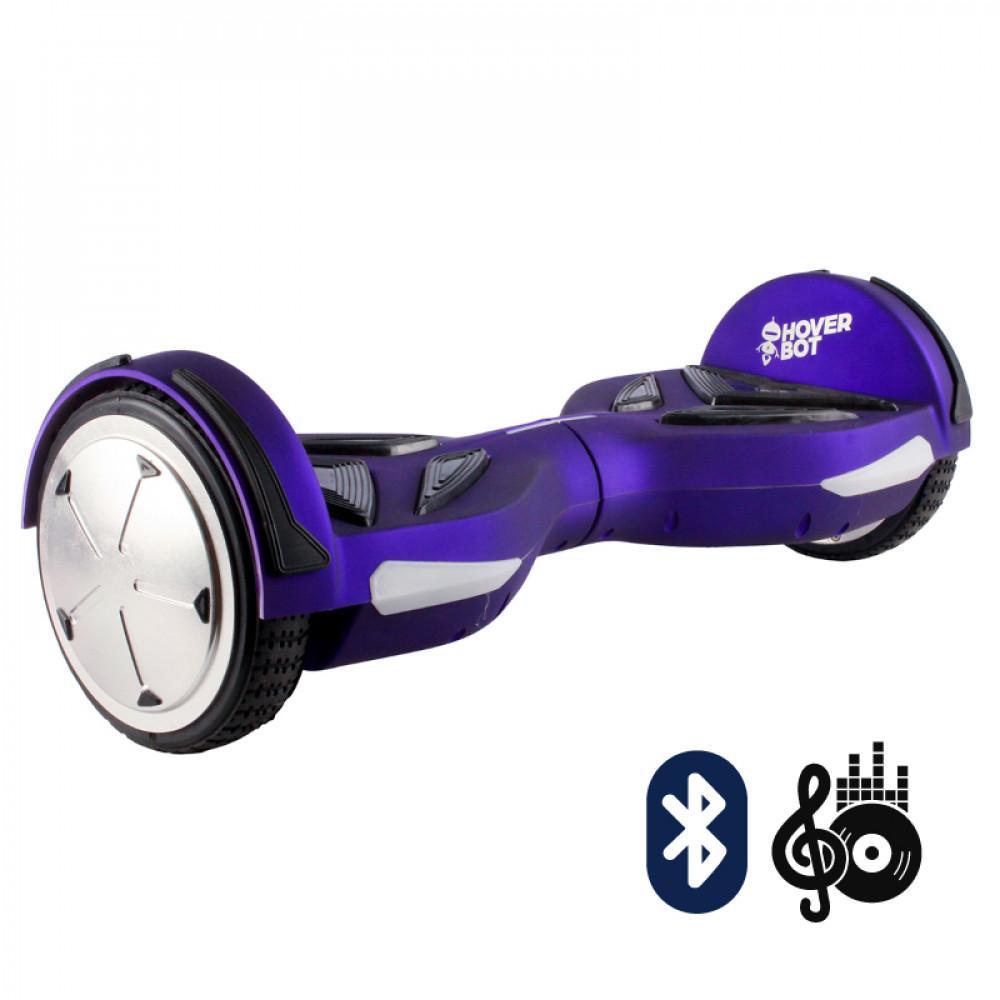 Гироскутер Сиреневый Матовый Hoverbot A-5 Matte Violet Bluetooth