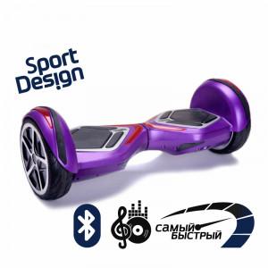 Гироскутер Фиолетовый Hoverbot B-5 Purple Bluetooth