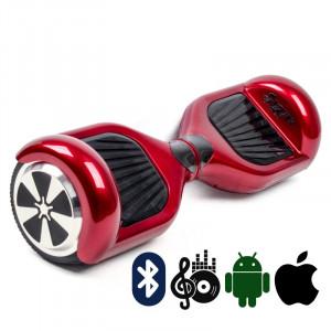 Гироскутер Красный Hoverbot A-3 PREMIUM Red c Bluetooth мобильное приложение