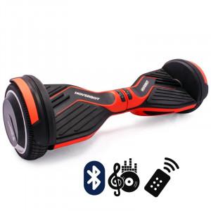 Гироскутер Кислотно-оранжевый Hoverbot A-6 PREMIUM Acid Orange Bluetooth пульт управления