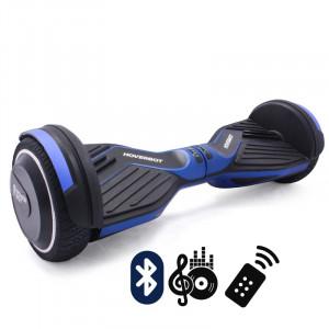 Гироскутер Синий Матовый Hoverbot A-6 PREMIUM Matte Blue Bluetooth пульт управления