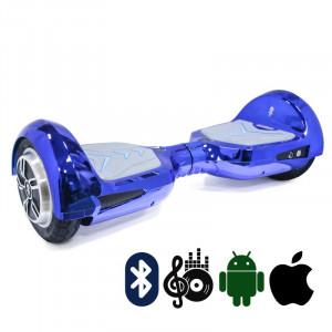 Гироскутер Синий Hoverbot B-4 PREMIUM Blue мобильное приложение Bluetooth