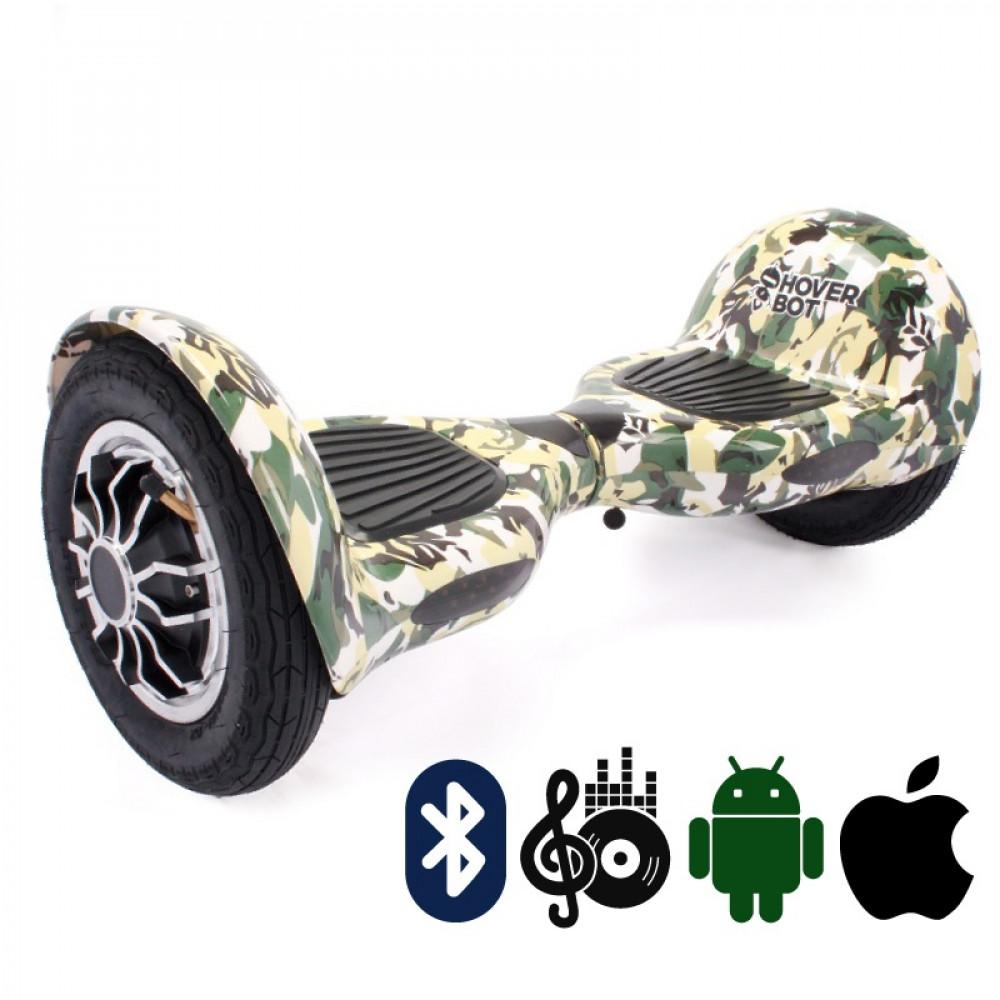 Гироскутер Камуфляж Hoverbot С-1 (A8) PREMIUM Camouflage Bluetooth