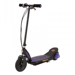 Детский Электросамокат Razor Power Core E100 Фиолетовый
