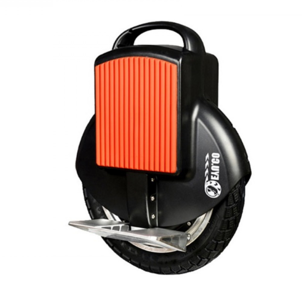 Моноколесо Ecodrift X3 174Wh Bluetooth Чёрно-оранжевое