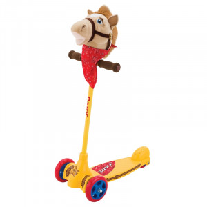 Детский Самокат с игрушкой 2 в 1 Razor Kuties Ковбой