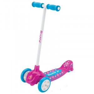 Детский Трёхколёсный Самокат Razor Lil Pop Pink (Розовый)