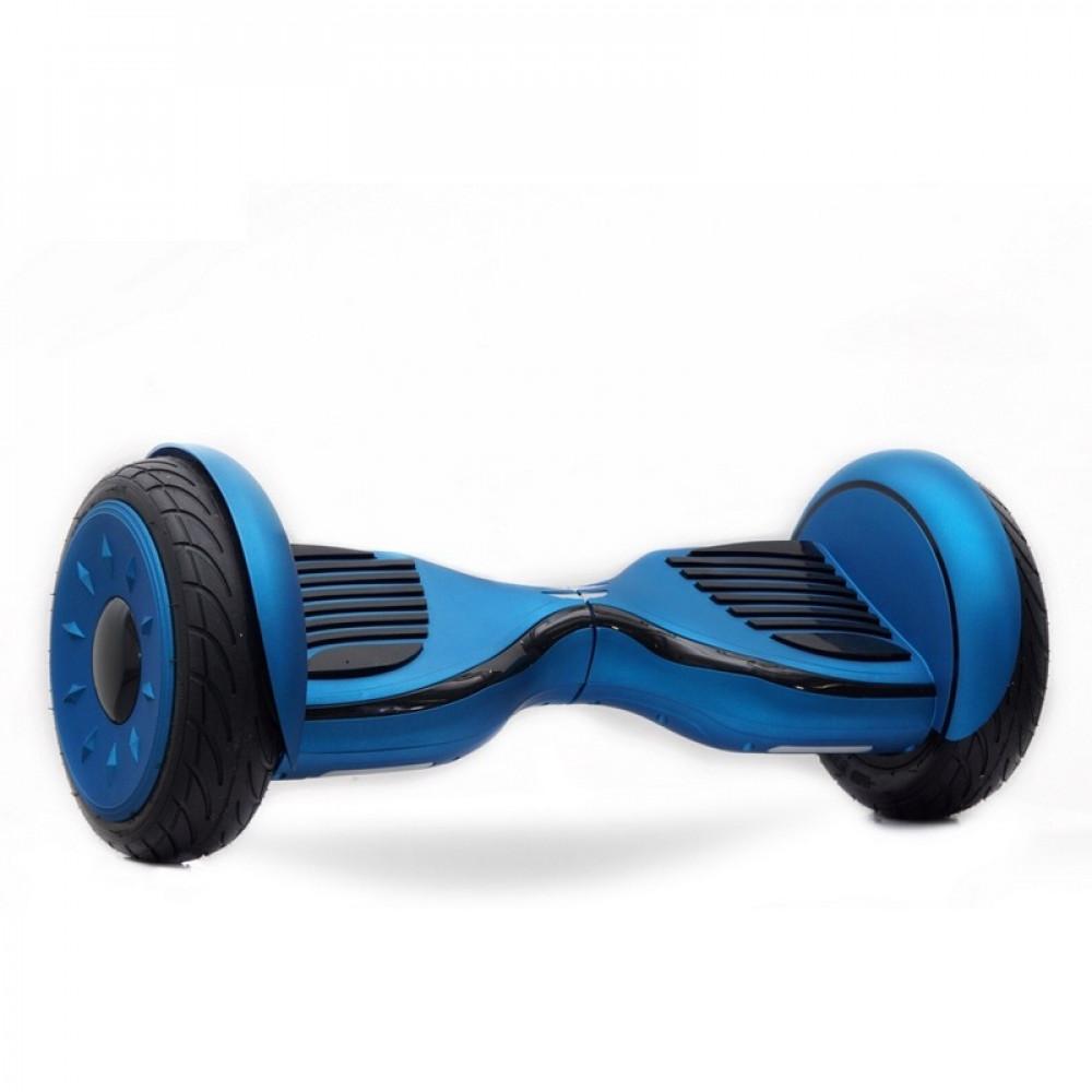 "Гироскутер Синий Матовый Smart Balance Wheel Premium 10.5"" Matte Blue Bluetooth"