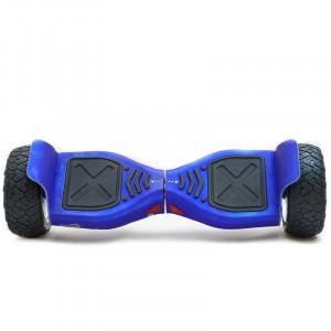 "Гироскутер Зимний Синий Матовый Kiwano KO-X Matte Blue 8.5"" Bluetooth"