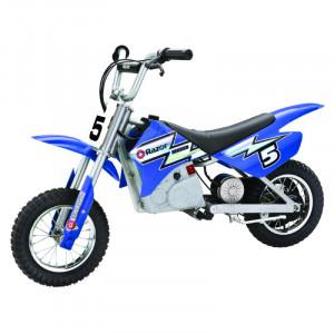 Электро-минибайк Razor MX350 Синий для детей