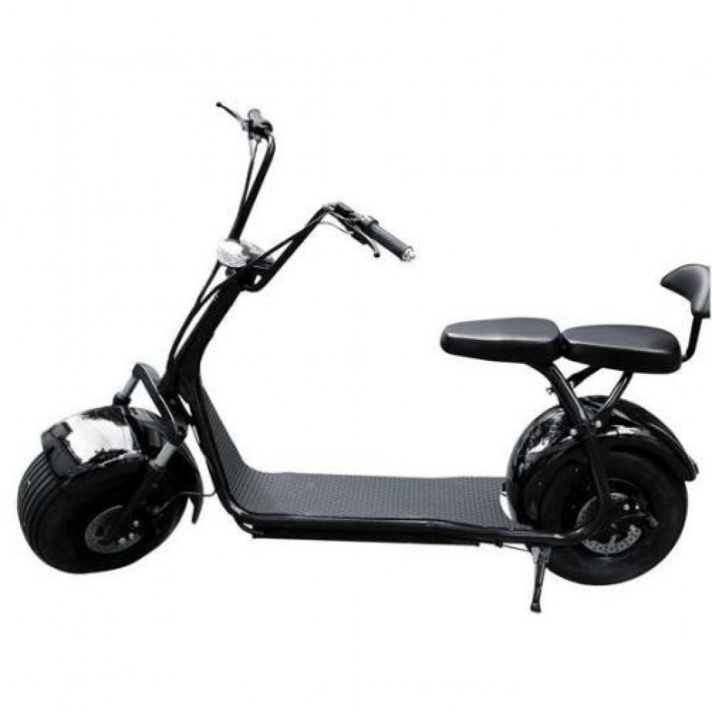 Электросамокат EL-Sport scooter CD10A 120W 24V 4,5Ah SLA Grey (Серый)