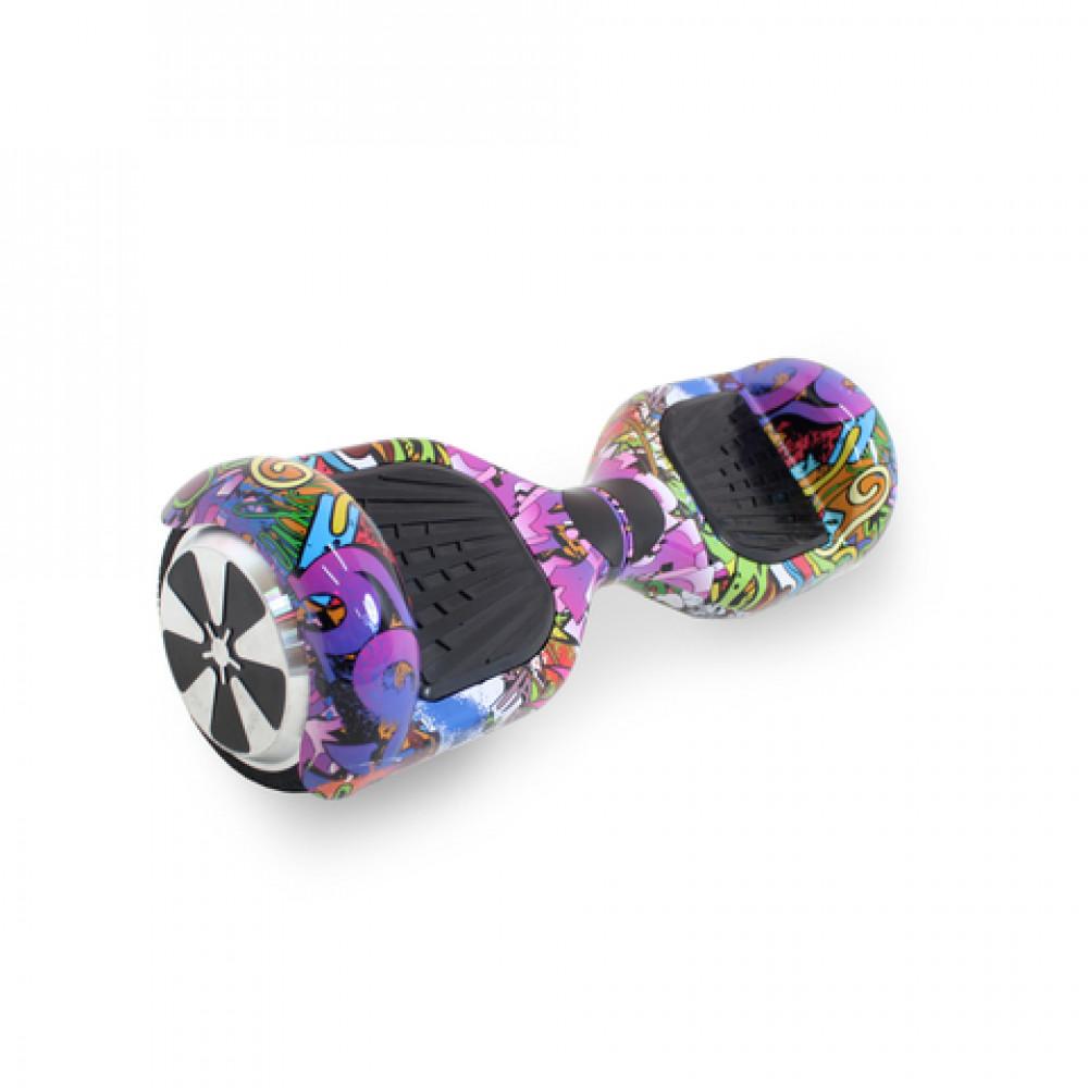 Гироскутер  Фиолетовый Мультиколор Hoverbot A-3 Light Purple Multicolor