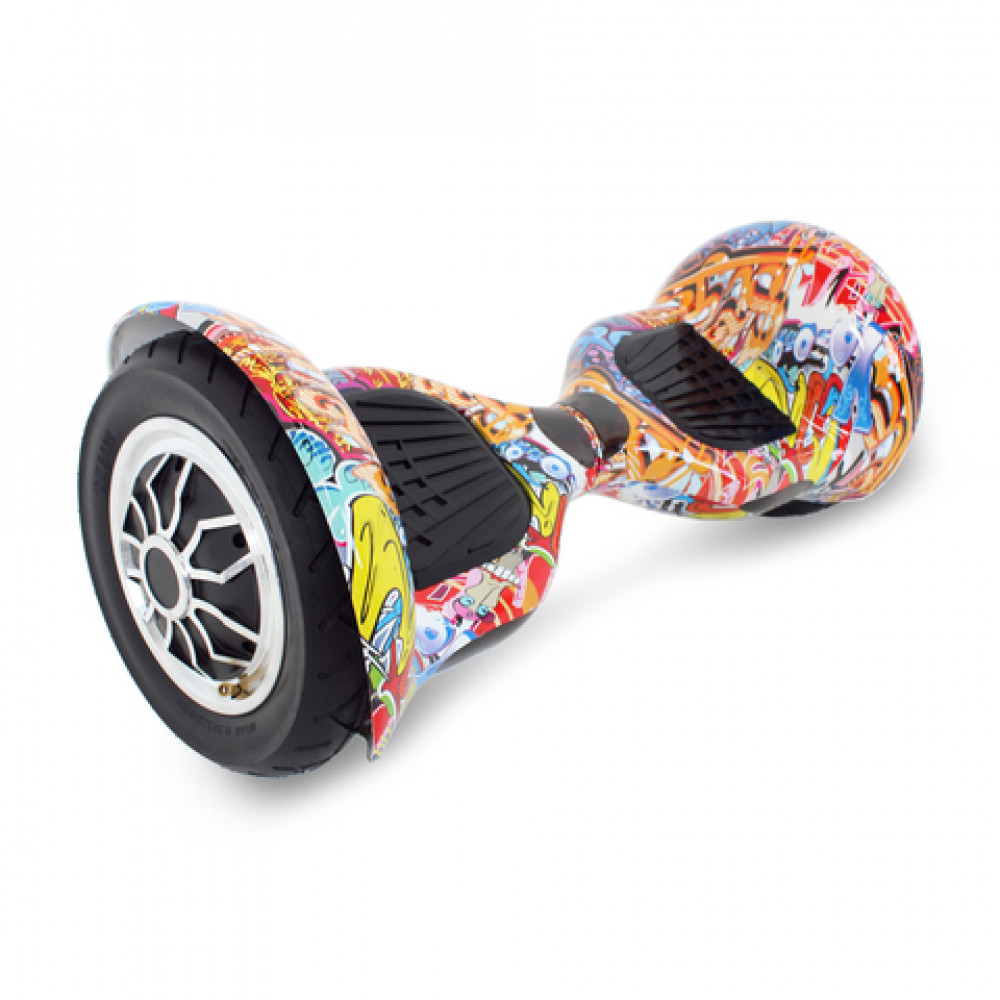 Гироскутер Hoverbot C-1 Light Сartoon Multicolor Bluetooth