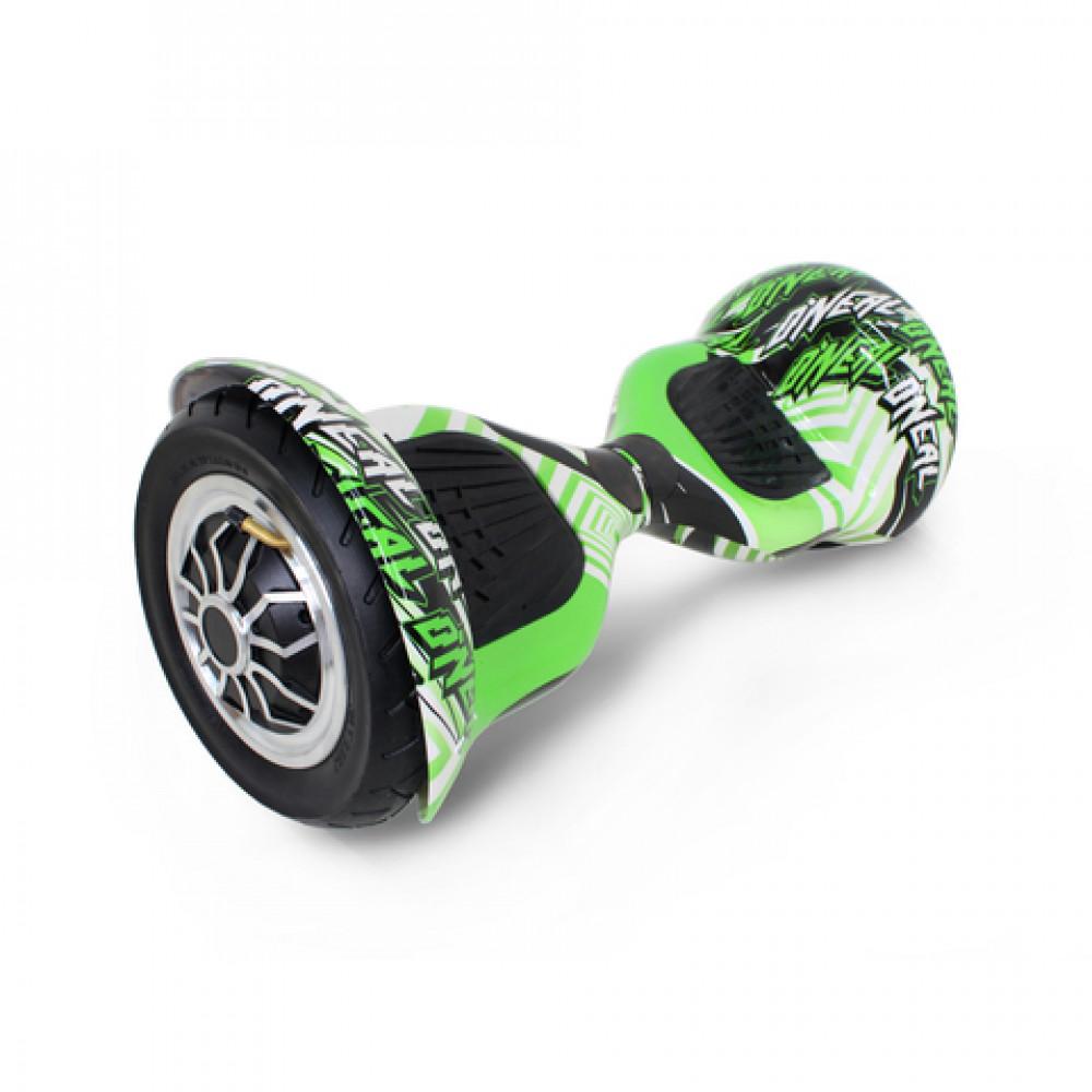 Гироскутер Зелёный Мультиколор Hoverbot C-1 Light Green Multicolor Bluetooth