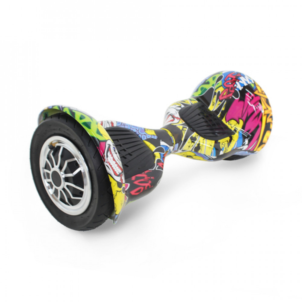 Гироскутер Жёлтый Мультиколор Hoverbot C-1 Light Yellow Multicolor Bluetooth