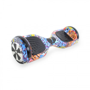 Гироскутер Hoverbot A-3 Light LED Сartoon Мulticolor