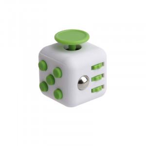 Кубик Fidget Cube White-Green