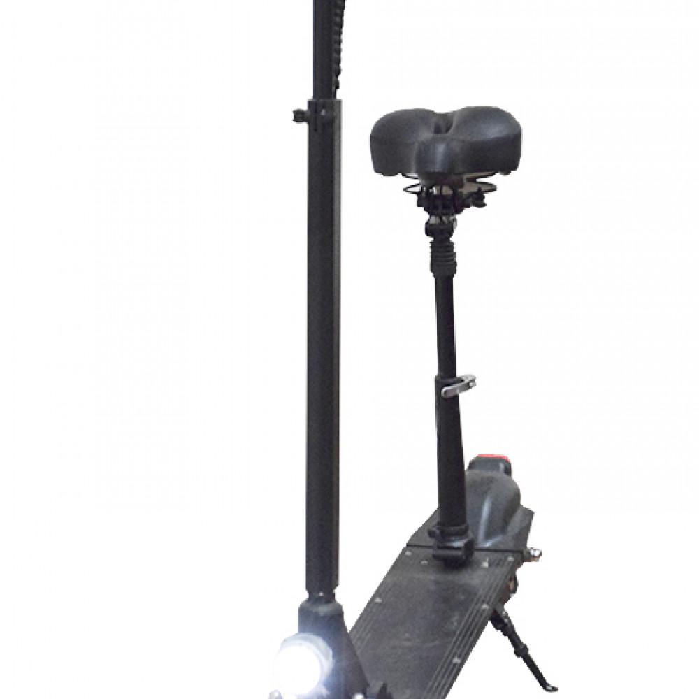 Электросамокат Waymag WML8-1 Черный с сиденьем
