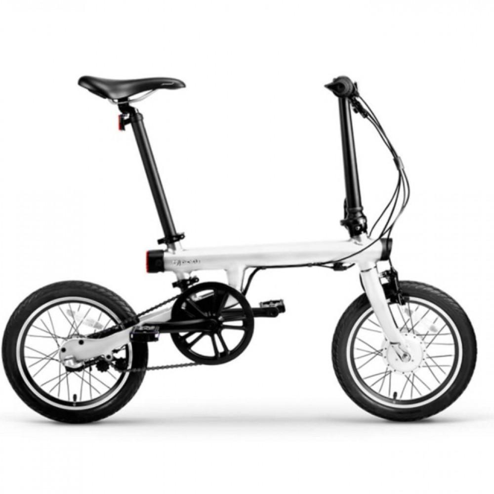 ✅ Электровелосипед Xiaomi Mijia QiCycle Белый Складной